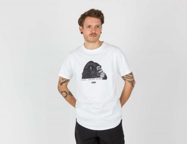 Wemoto To Be T-Shirt - White
