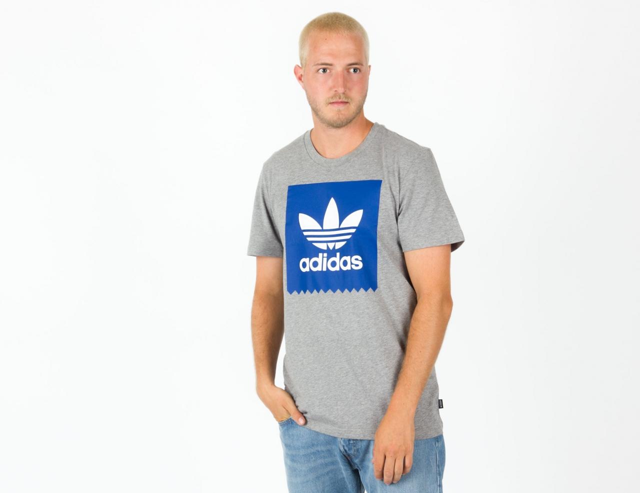 Adidas Adidas Solid Bb T-Shirt - blau