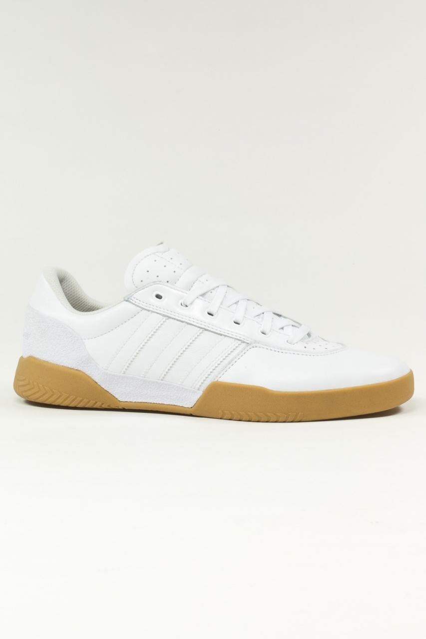 Adidas City Cup Schuh - weiß