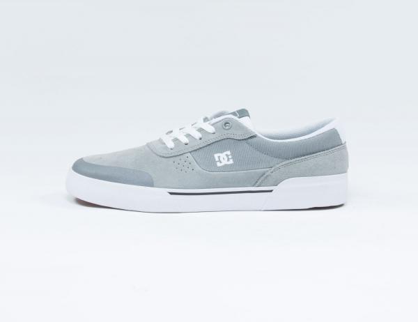 DC Shoes Switch Plus - Grey / White