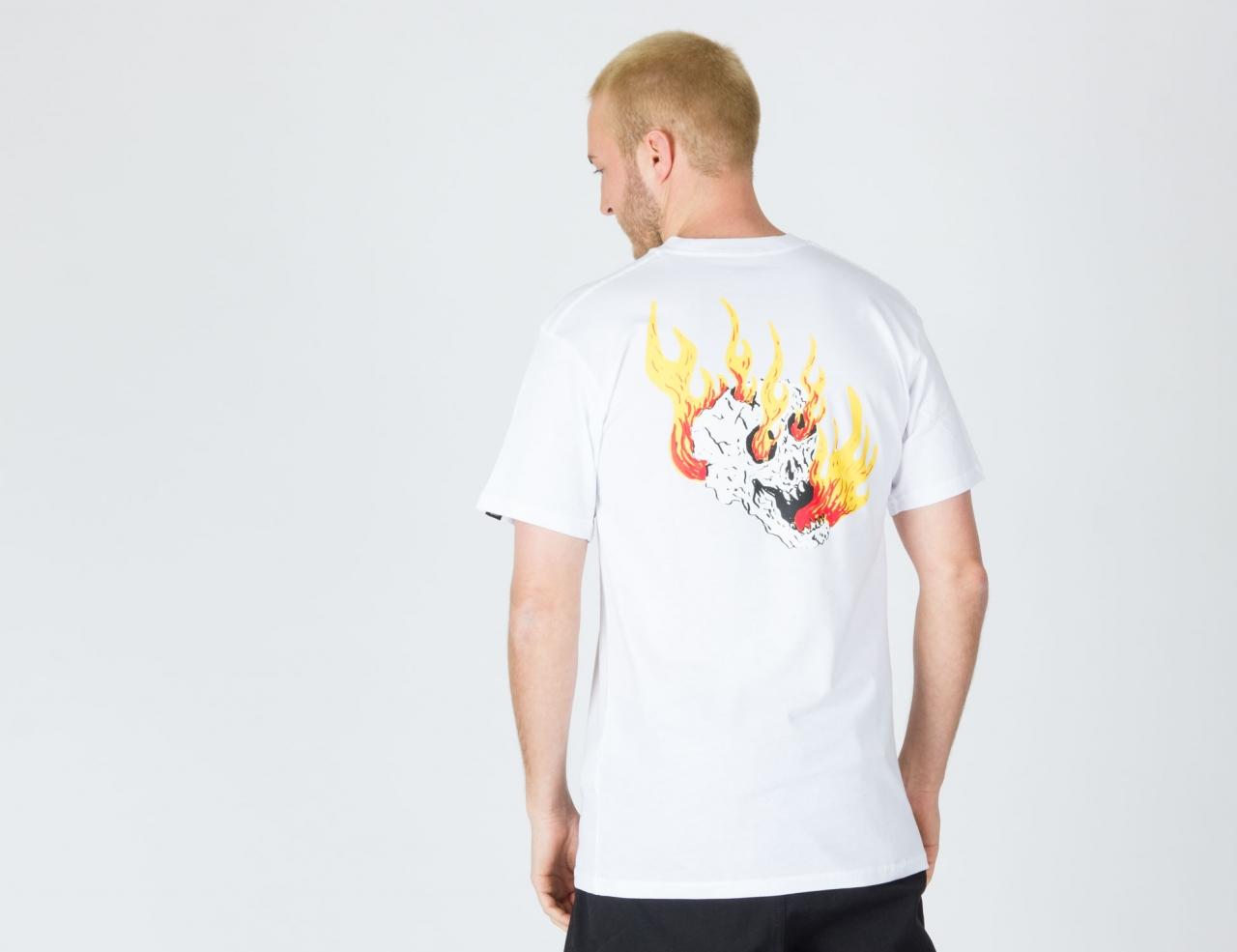 VANS Rowan Zorilla SKU Shirt - White