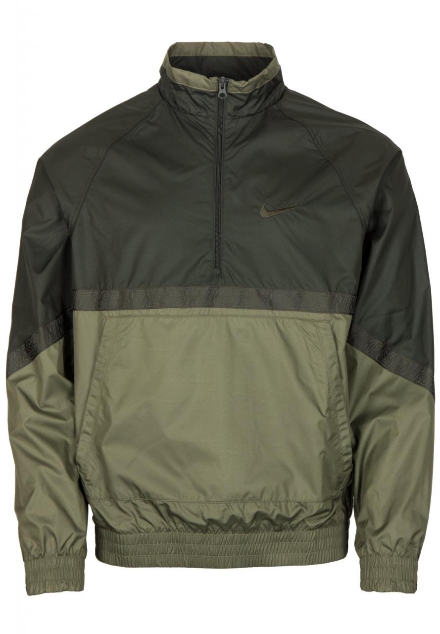 Nike SB ISO Jacket - Olive