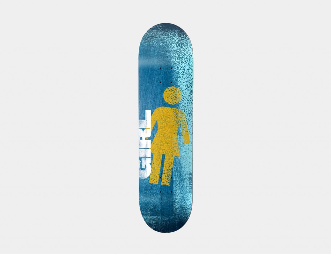 Girl Pacheco Roller OG 8.0 Deck