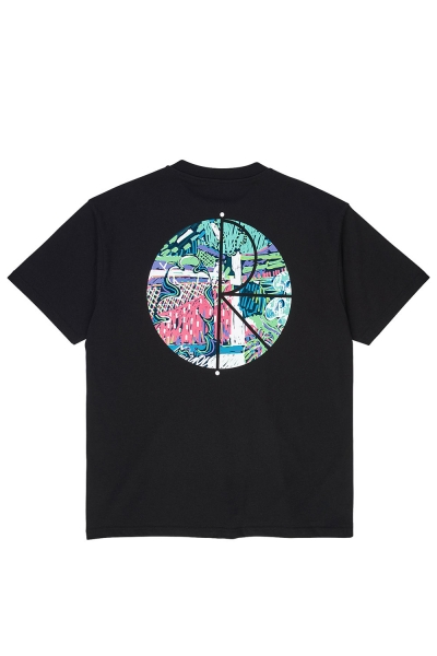 Polar Skate Co. Garden Fill Logo Tee