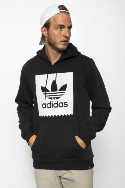 Adidas Solid Blackbird Hoodie