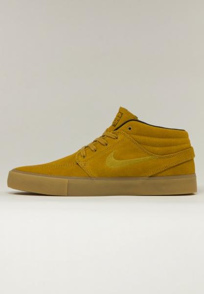Nike SB Zoom Janoski Mid RM - Wheat/Gum