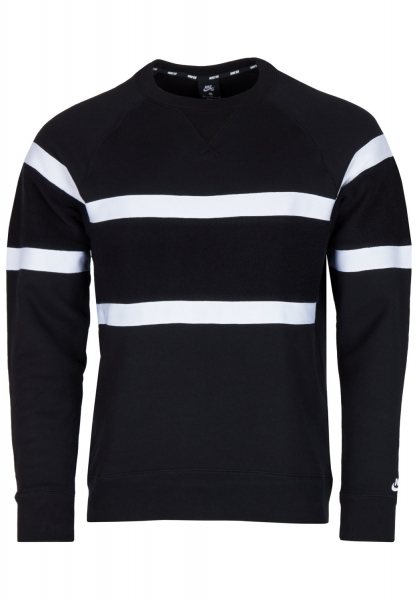 Nike SB Everett Crew - Black/White