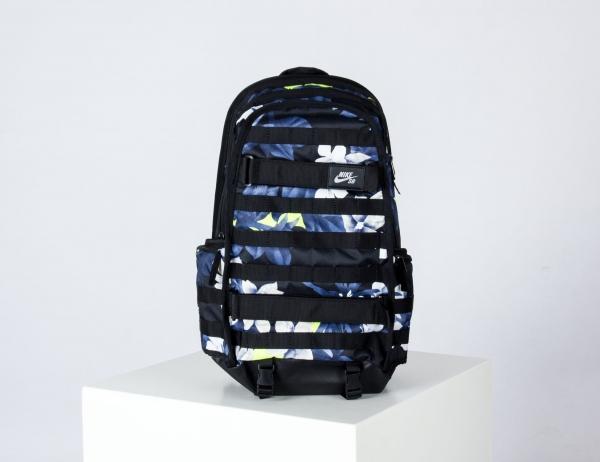 Nike SB RPM Floral Bag - Black