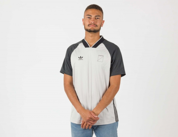 Adidas Adidas Numbersjersey T-Shirt - schwarz