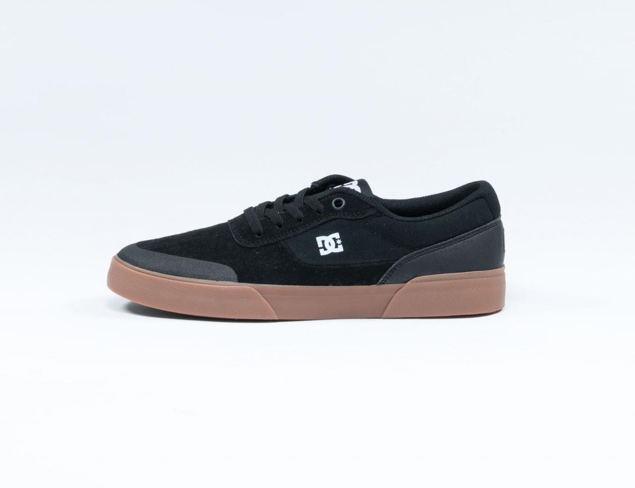 DC Shoes Switch Plus S M Sneaker - Black / Gum
