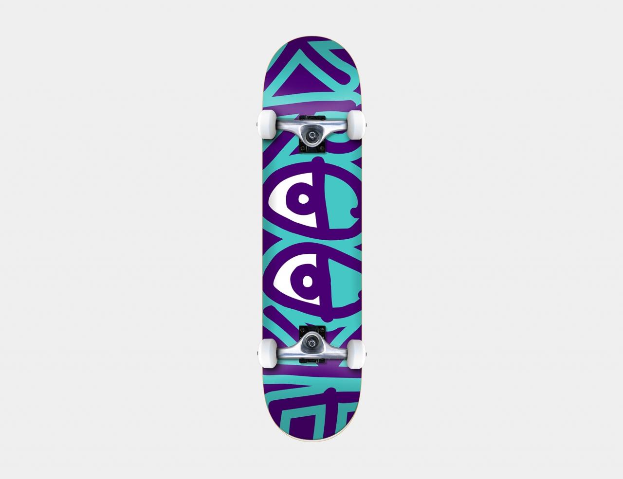 Krooked Bigger Eyes Smal 7.5 Komplettboard