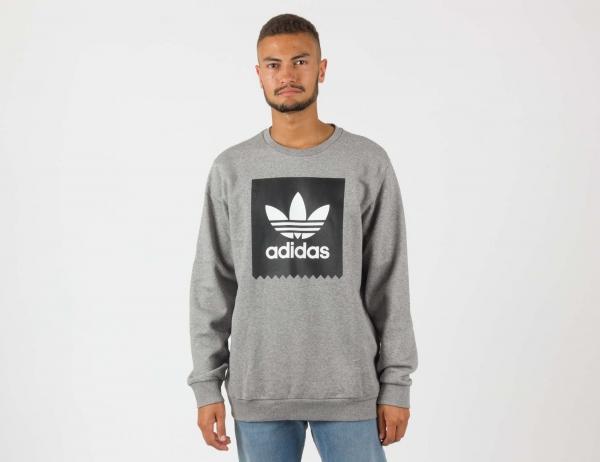 Adidas Adidas Blackbird Crewneck - Grey