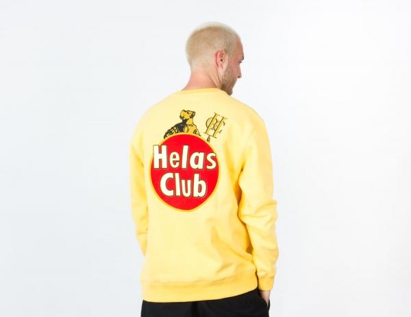 Helas Caps Havane Crewneck - Yellow