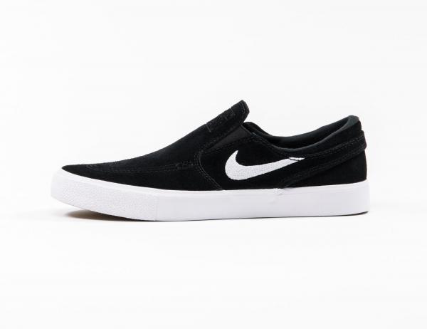 Nike SB Nike SB Zoom Janoski Slip RM - Black/White