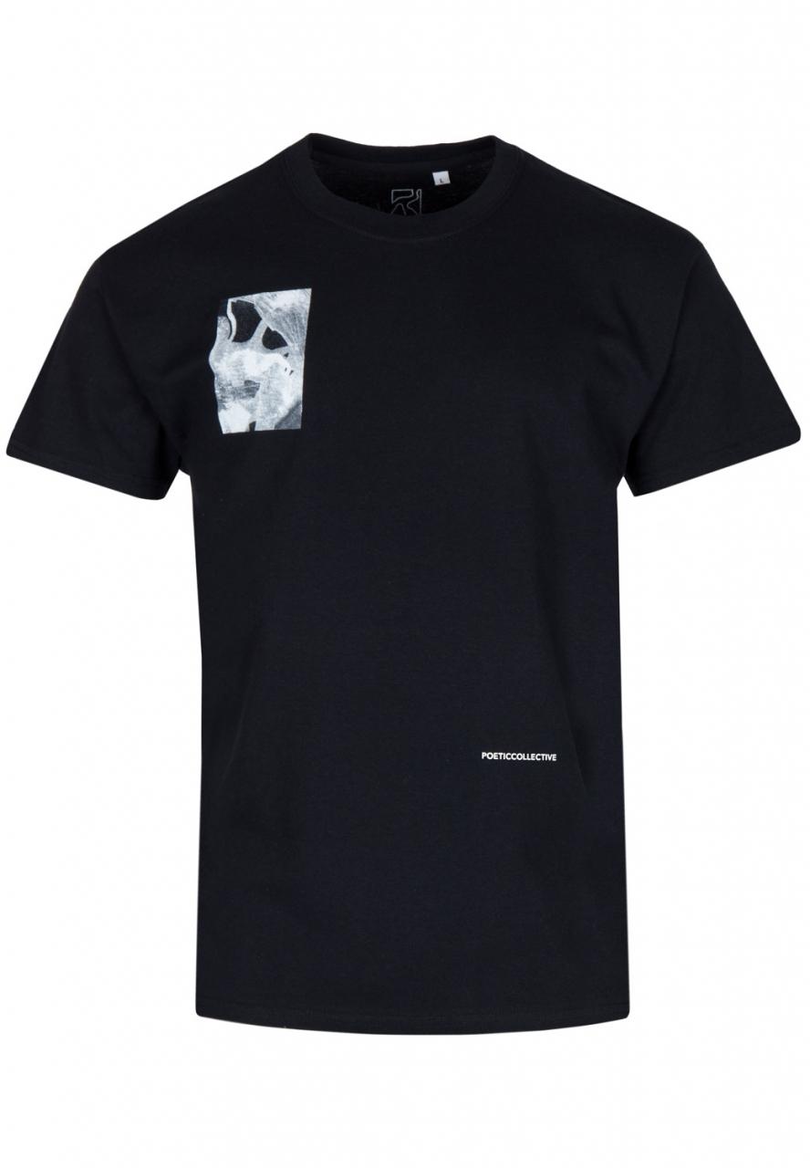 Poetic Collective Fluit Shirt - Black