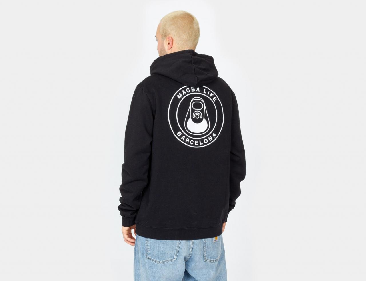 Macba Life OG Logo Hoodie - Black