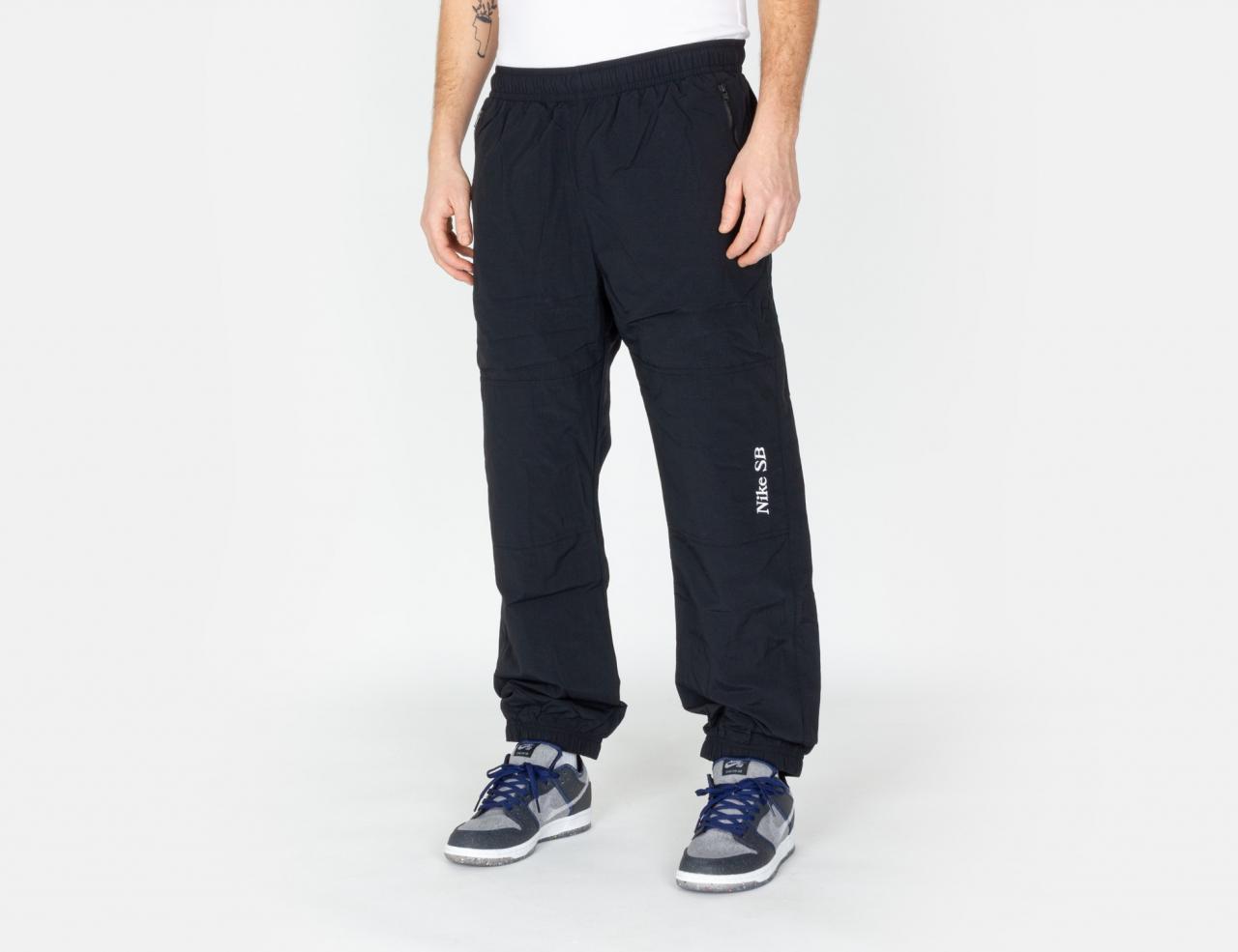 Nike SB Skate Track Hose - Black / White