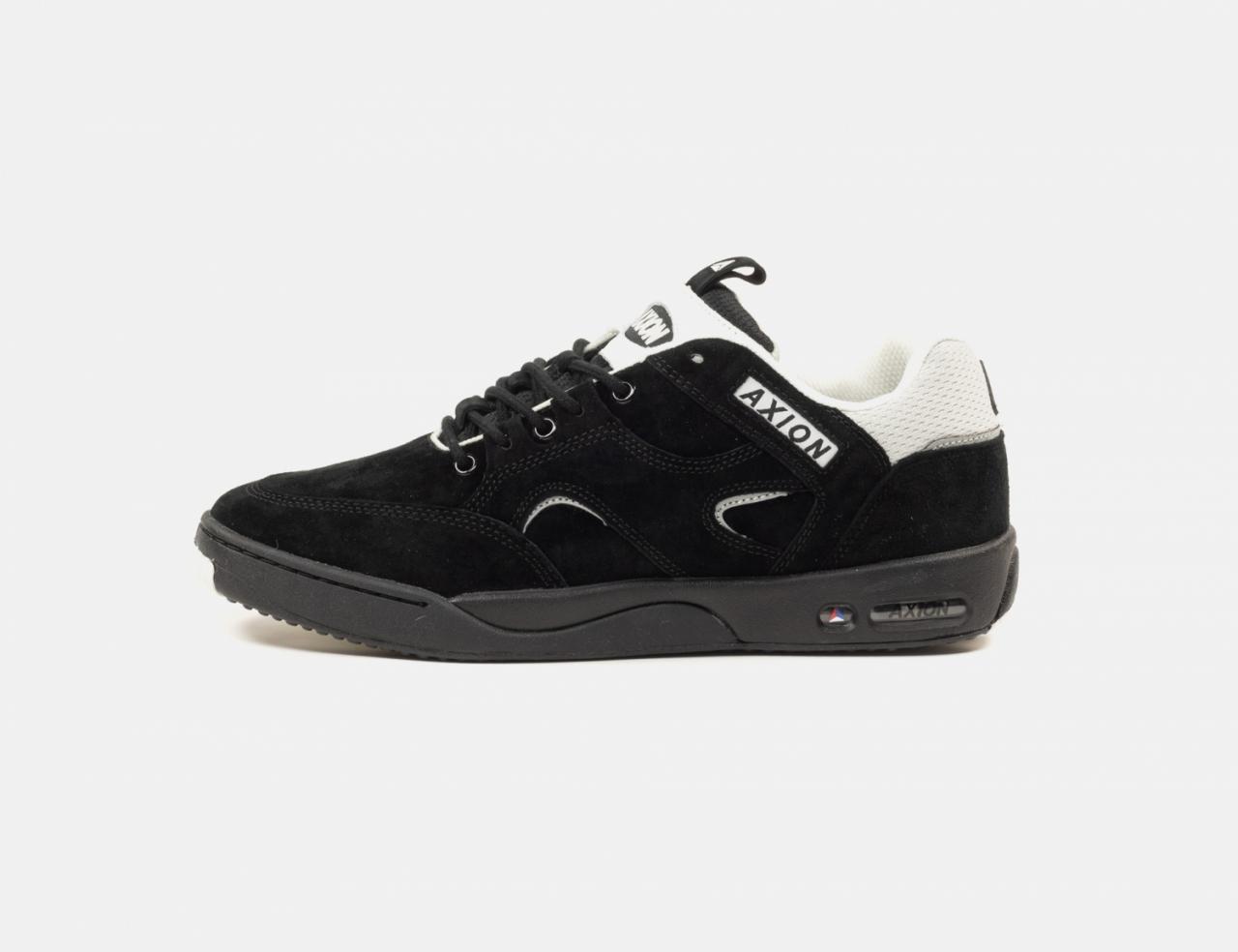 Axion Footwear Genesis OG - Black / Silvery