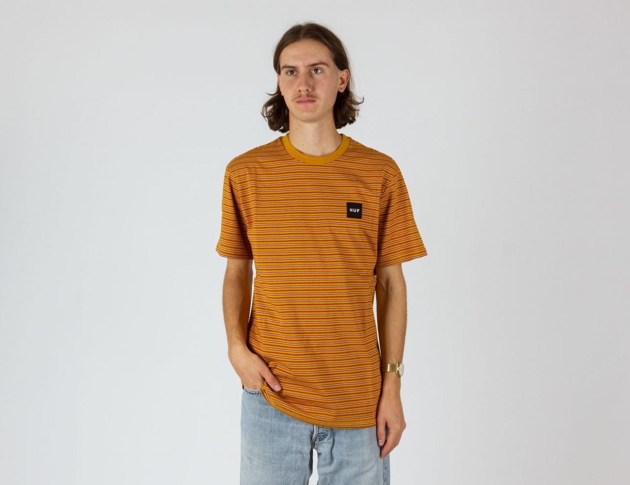 HUF Dazed T-Shirt - Sauterne