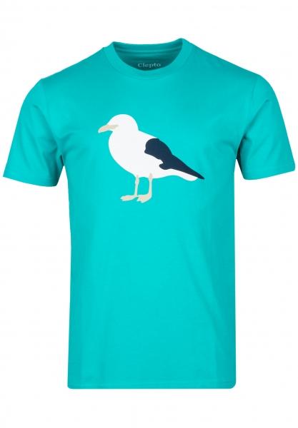 Cleptomanicx Gull 3 T-Shirt
