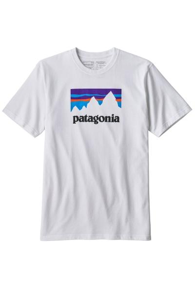 Patagonia Shop Sticker Responsibili T-Shirt