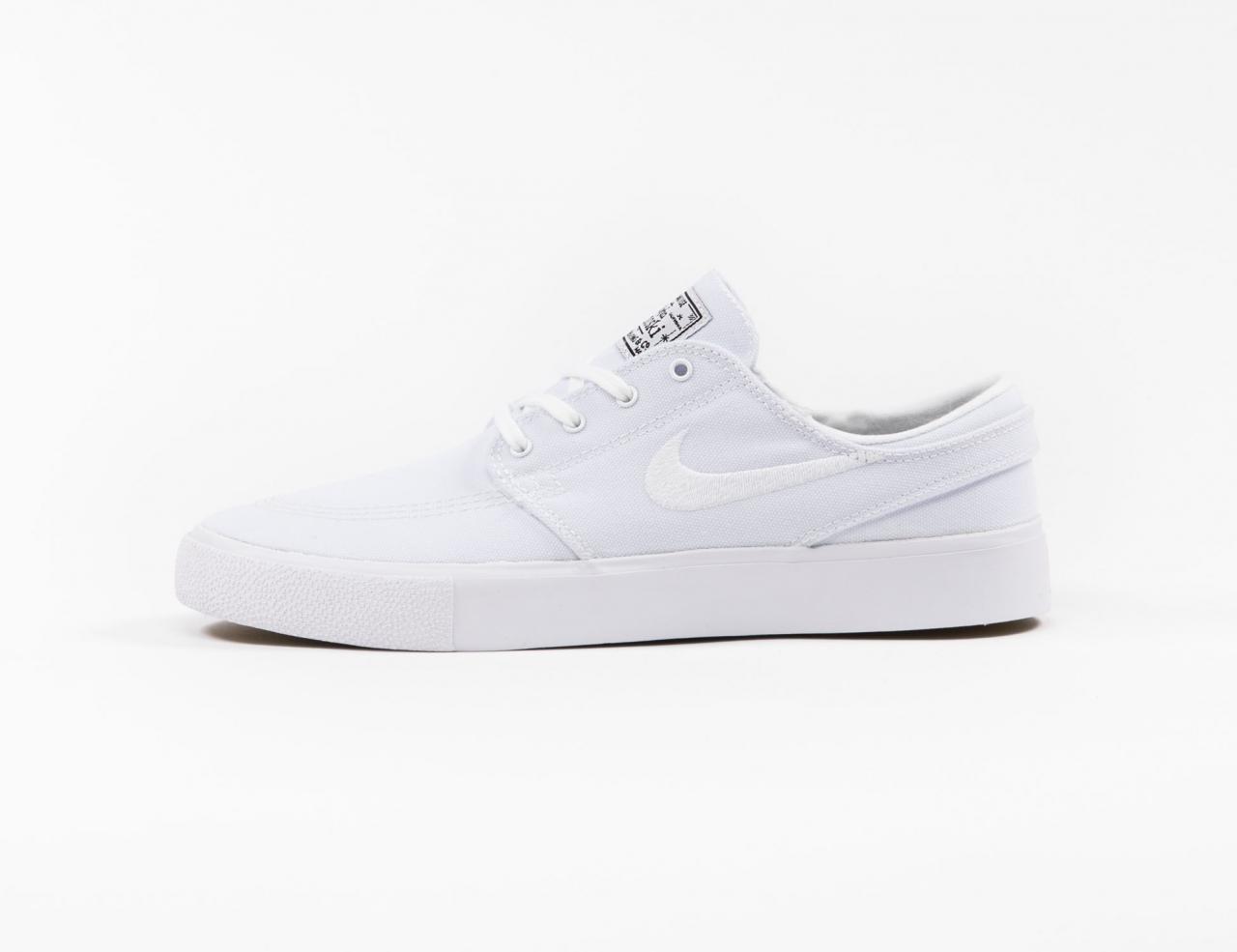 Nike SB Zoom Janoski Canvas RM - White