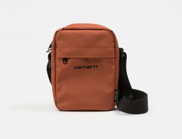 Carhartt WIP Payton Schultertasche - Cinnamon / Black