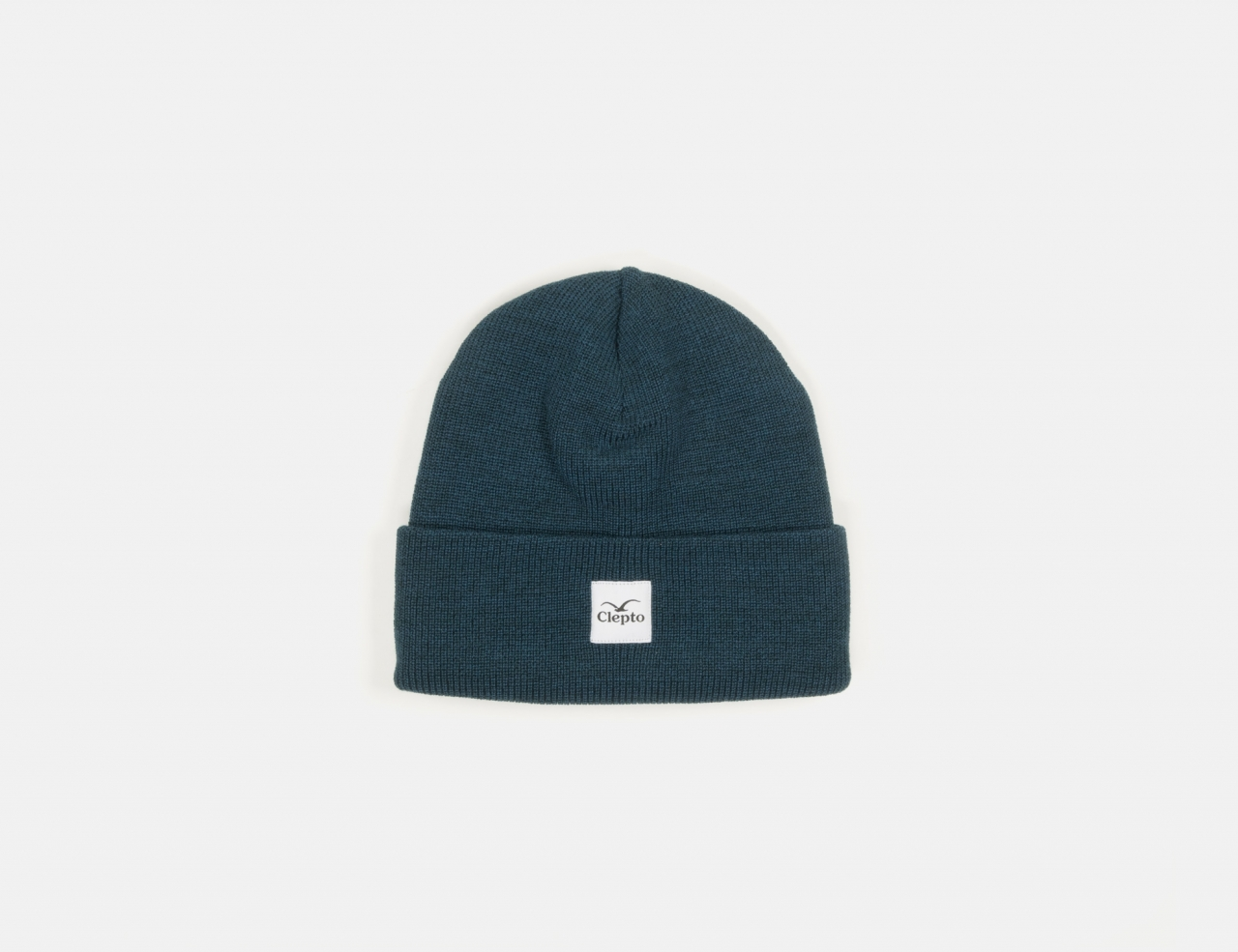 Cleptomanicx Cimo Beanie - Blue Wing