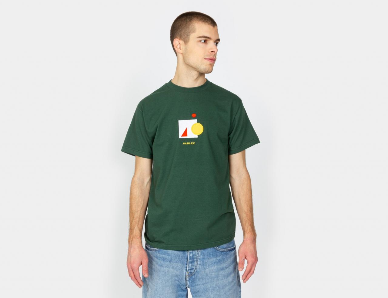 Parlez Saintes Shirt - Forest