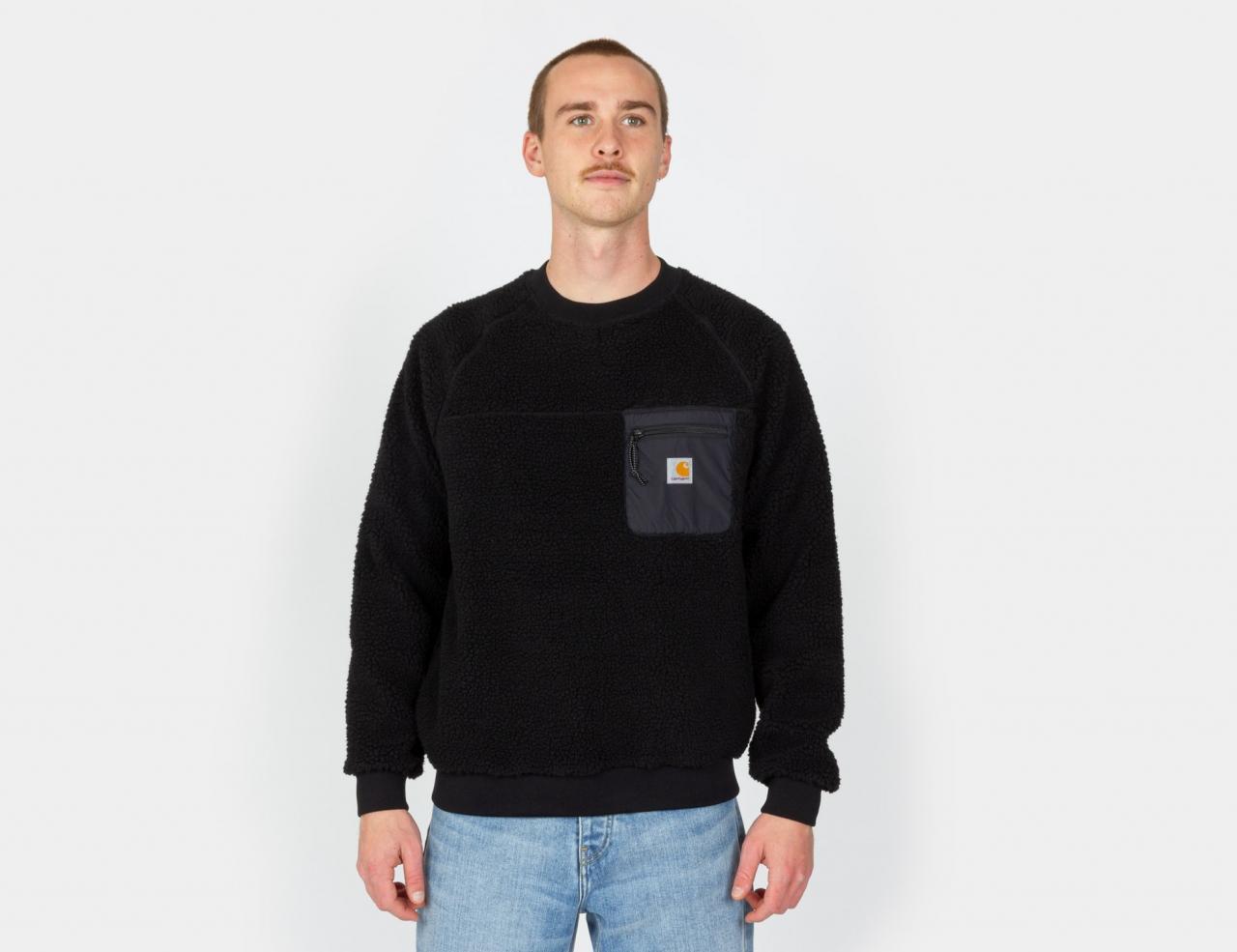 Carhartt WIP Prentis Sweatshirt - Black