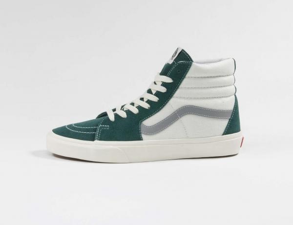 VANS Sk8-Hi - Bistro Green / Marshmallow