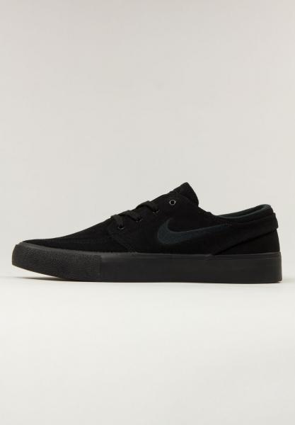 Nike SB Zoom Janoski RM - Black/Black