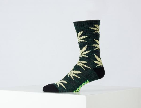 HUF Plantlife Melange Socks - Sycamore